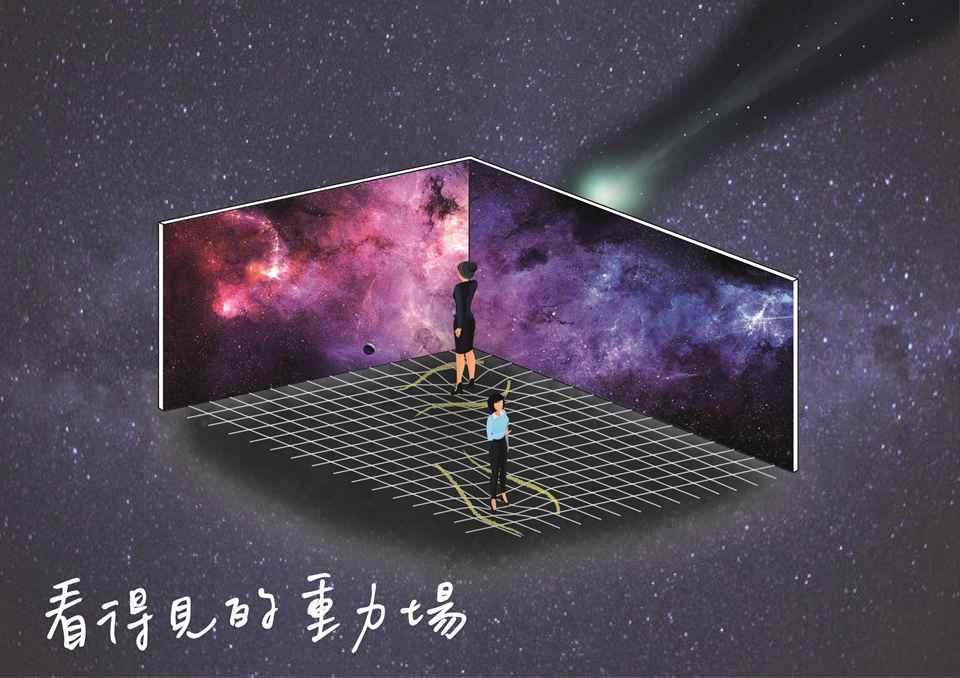 看ㄉ見的重力場