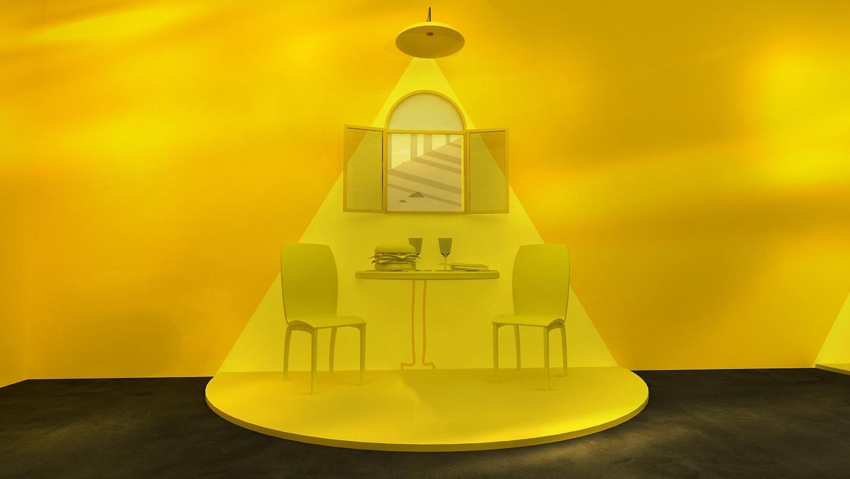 黃色早餐店