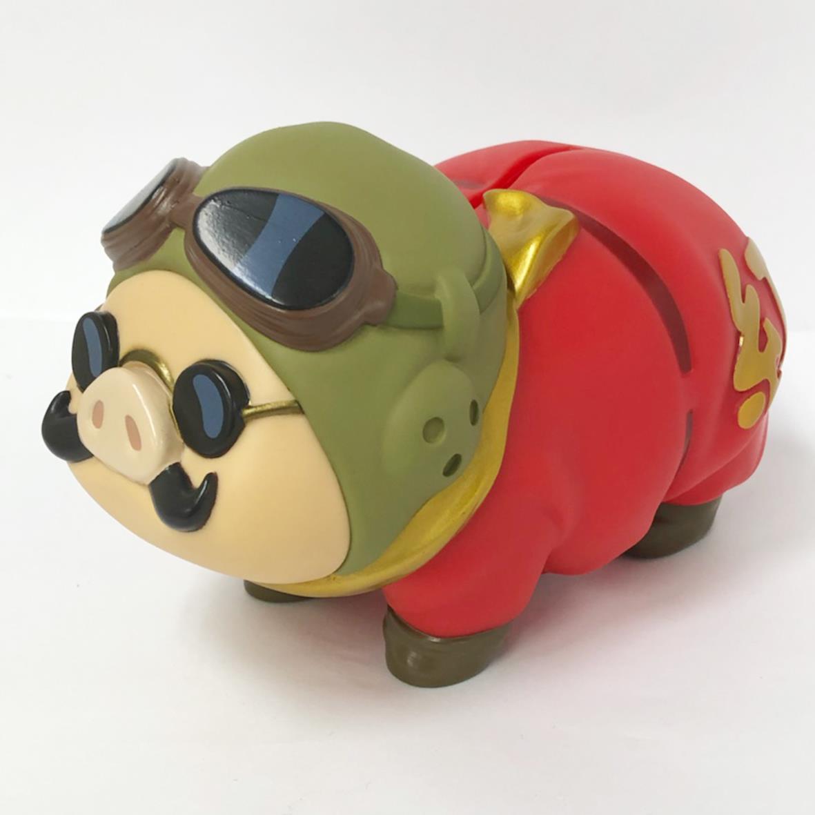 紅豬存錢筒-1